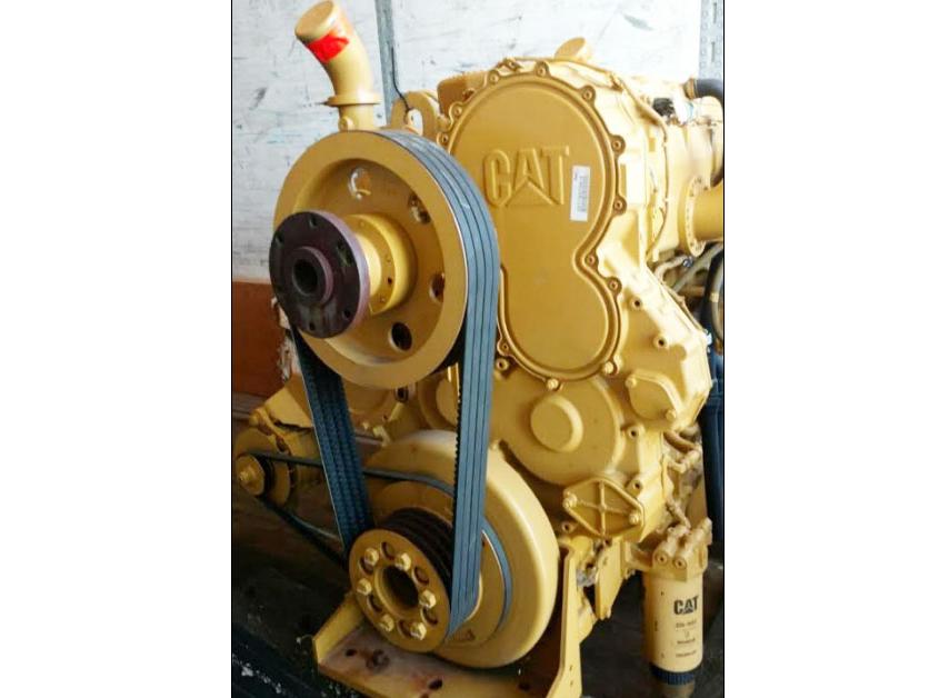 New Caterpillar C18 Industrial Engine - Twin Turbo